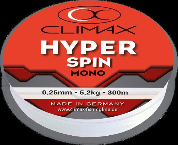 Bild von 300m 0,30mm Hyper Spin fluoweiß SB