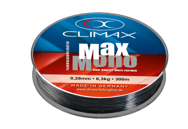Bild von 300m 0,25mm Max Mono Black SB