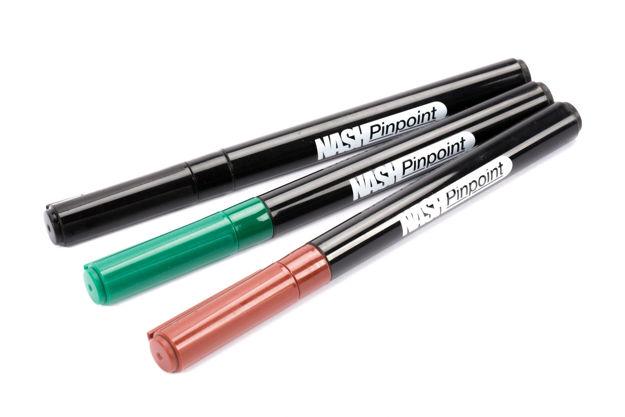Bild von Nash Pinpoint Hook and TT Marker Pens