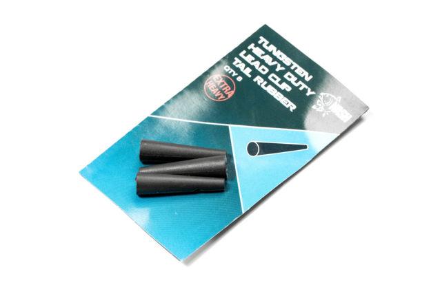 Bild von Tungsten Heave Duty Lead Clip Tail Rubbers
