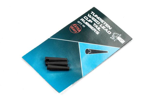 Bild von Tungsten Weed Lead Clip Tail Rubbers