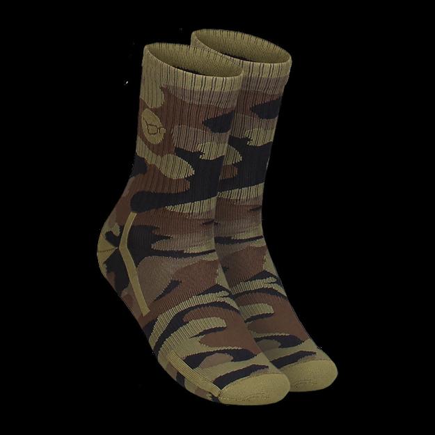 Bild von Kore Camouflage wp Socks  (UK 10-12) / (EU 44/46)