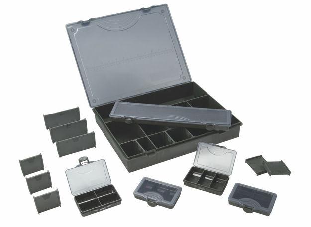 Bild von Carp accessory box multi XL (set)