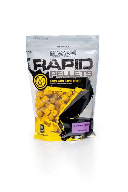 Bild von Rapid pellets SweetCorn - (1kg | 8mm)