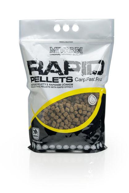 Bild von Rapid pellets - Turbo (5kg | 4mm)