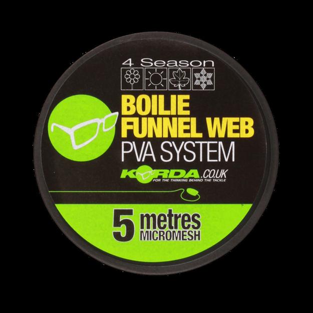 Bild von Boilie Funnel Web Micromesh 5 m Refill