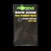 Bild von Korda Safe Zone 4mm Rubber Bead