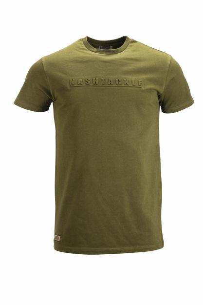 Bild von Nash Emboss T-Shirt