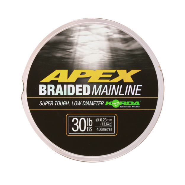 Bild von Apex Braided Mainline 30lb - 450 m