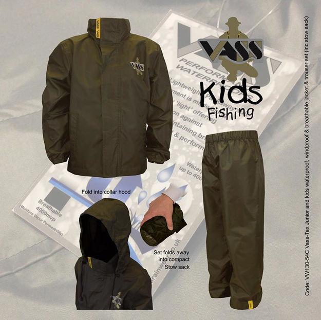 Bild von Vass Kids Waterproof jacket & trouser