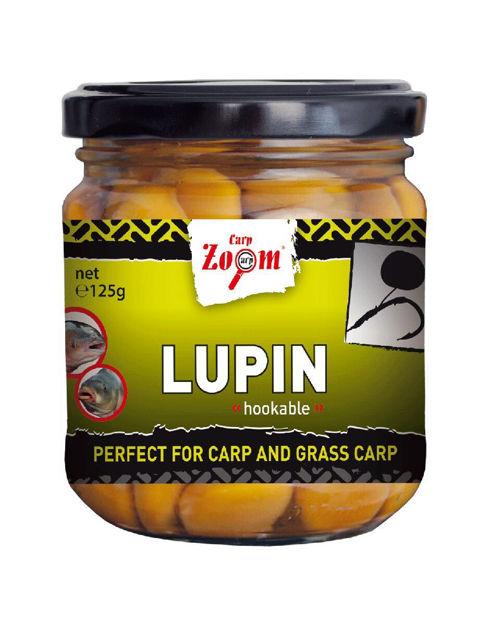 Bild von Lupin im Glas natural