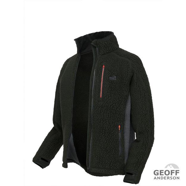 Bild von Geoff Anderson Thermal 3 Jacke, dunkelgrün