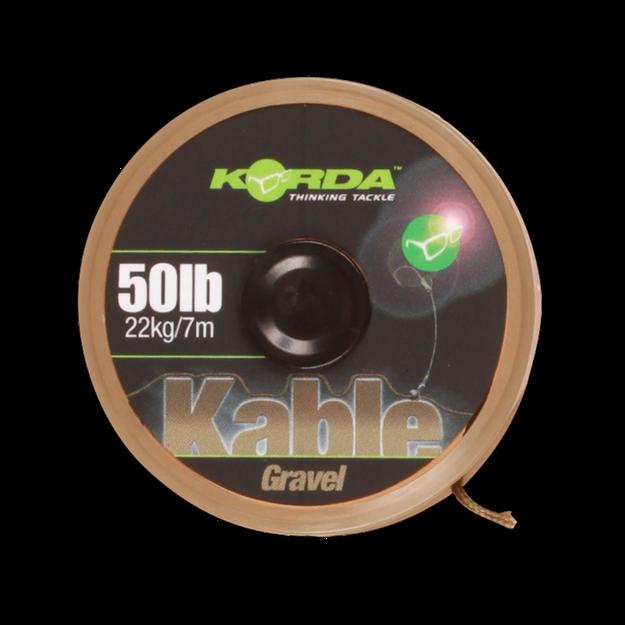 Bild von Kable Leadcore Gravel 7 m.