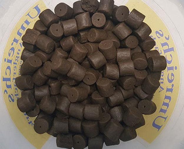 Bild von Black Halibut 20mm 2kg im Kübel