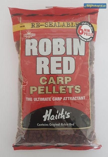 Bild von Dynamite Baits ROBIN RED CARP PELLETS