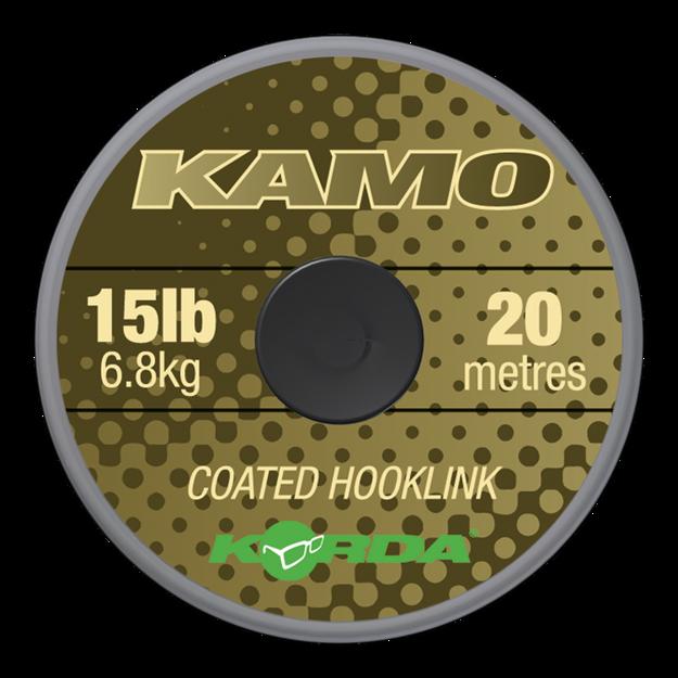 Bild von Korda Kamo coated Hooklink