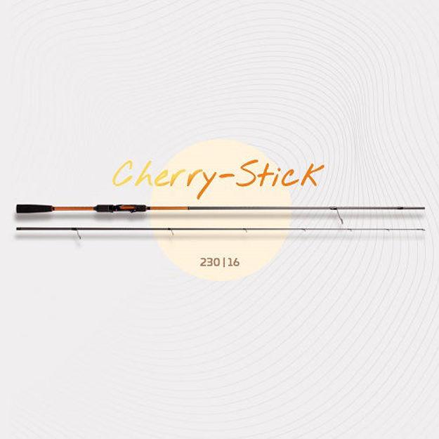 Bild von Zeck Cherry Stick 230cm 16g