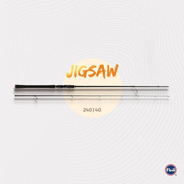 Bild von Zeck Jigsaw 240cm 40g