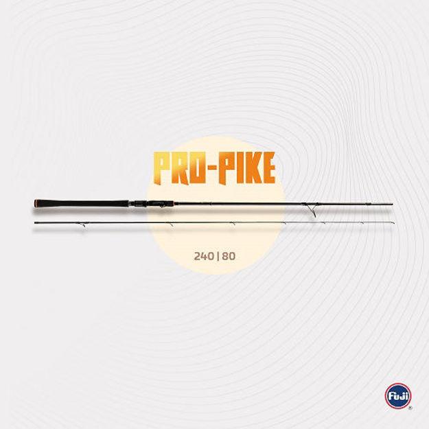 Bild von Zeck Pro-Pike 240cm 80g