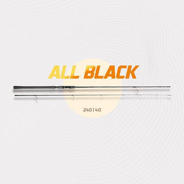 Bild von Zeck All Black 240cm 40g