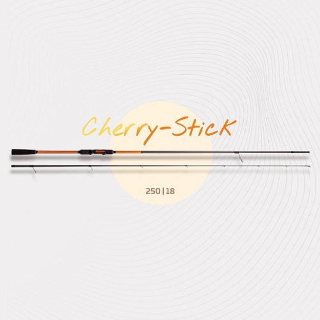 Bild von Zeck Cherry Stick 250cm 18g