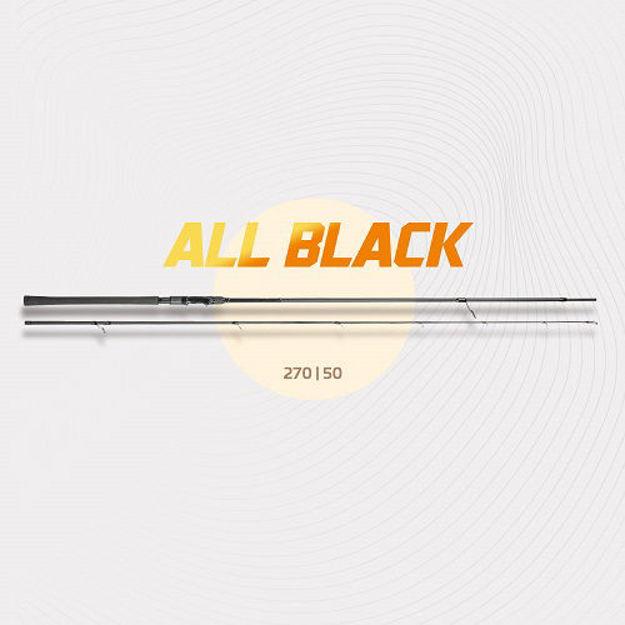 Bild von Zeck All Black 270cm 50g