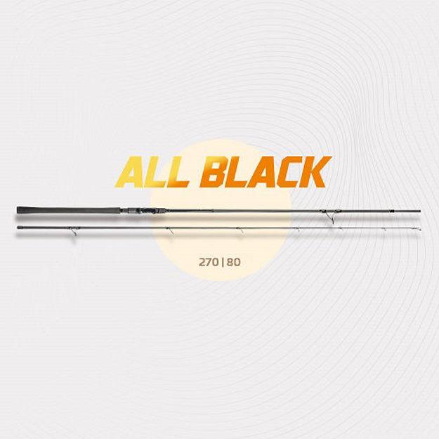 Bild von Zeck All Black 270cm 80g