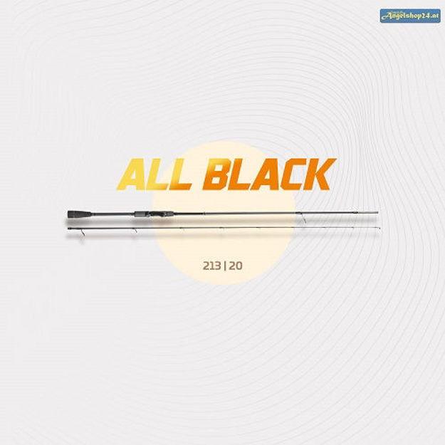 Bild von Zeck All Black 213cm 20g