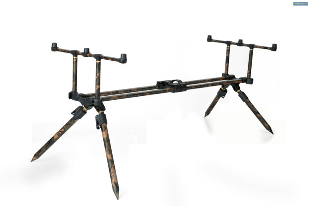 Bild von Fox Horizon Duo Camo 3 Rod Pod inc 2x36´ long legs