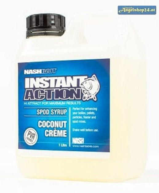 Bild von Instant Action Coconut Crème Spod Syrup
